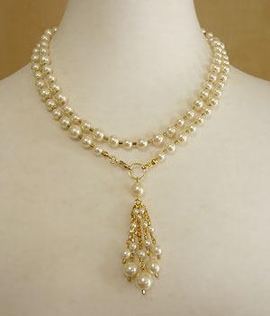 Pearl&BeadsTassel-N-6
