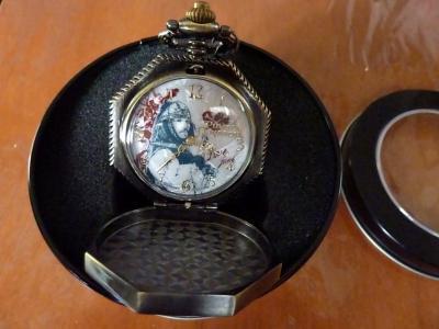 懐中時計ジャックパール