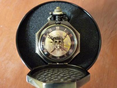 懐中時計スカル (2)