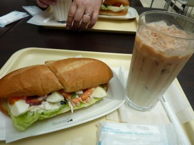 お昼ご飯3