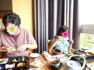 皆生温泉朝食