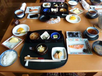 皆生温泉朝食2