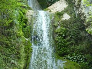 皆生温泉絹掛の滝2