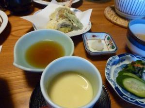 皆生温泉夕食11
