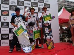 表彰式 Odaiba Men