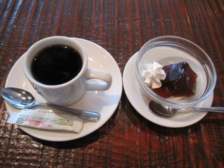 きなこコーヒー