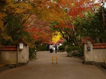 大山崎山荘美術館01