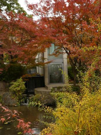 大山崎山荘美術館10