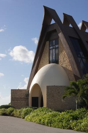 挙式した教会