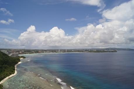 恋人岬からの眺め