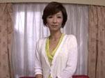 お色気ムンムン人妻熟女  : ◆45歳お色気美熟女の初撮りAV