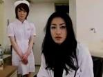 性店の癖歴 : 【無修正】女医とナースが本格的にエロい変態病院で中出し治療