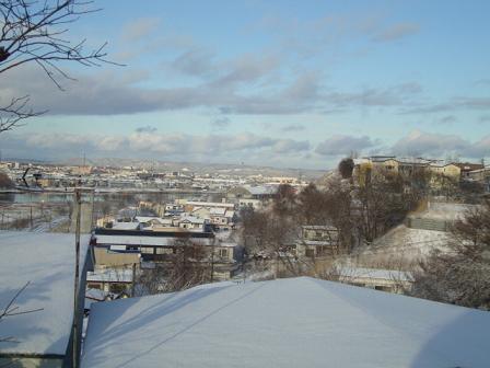 12.5雪景色