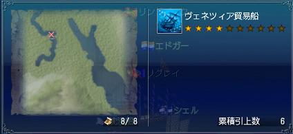リグの沈没船