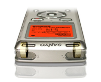 ICR-PS401RM 三洋 Xacti Sound Recorder