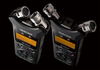 ティアック 24bit/96kHz対応リニアPCM/ICレコーダー DR-07MK2