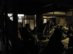 20091021 稲垣英子殿岡ひとみ撞木館