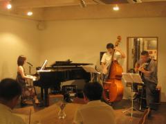 20090919 石黒範昭JazzVocalSessionFeat森谷ワカ