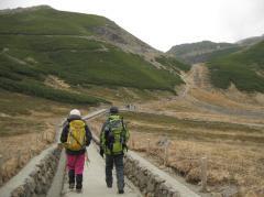 20091014 乗鞍岳