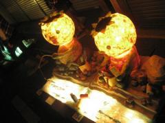 20091011 美濃和紙あかりアート展