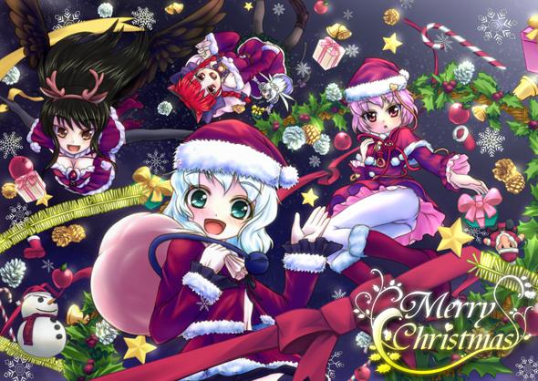 地霊殿クリスマス