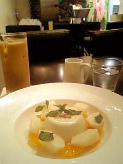 artdish 季節のブラマンジェ+カフェオレ