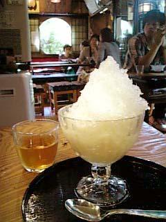 天野屋 氷甘酒