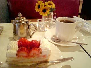 WINDSOR ナポレオン+コーヒー