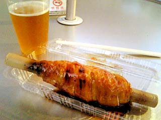 谷本蒲鉾店 太刀魚巻(甘だれ)
