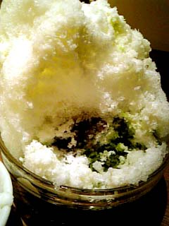 林屋茶園 小雪抹茶の中身