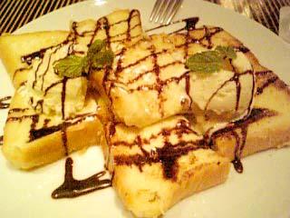 TRAVEL CAFE フレンチトースト