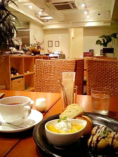 Luxe Cafe 雰囲気