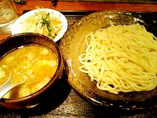 つけ麺さとう 野菜つけ麺