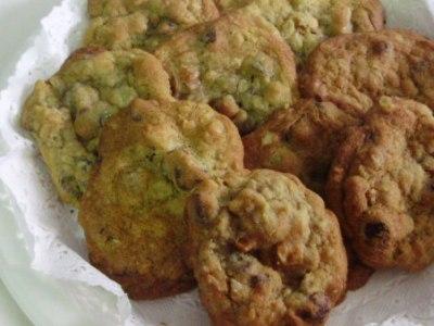 エレンのチョコチップクッキー