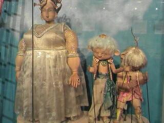 カセイジン、オサゲ、マカローニ婦人