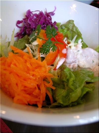 ミラベル サラダ