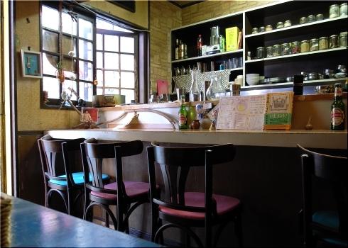 カレーの文化屋食堂 店内