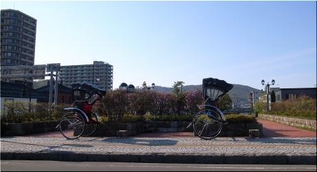 小樽 人力車
