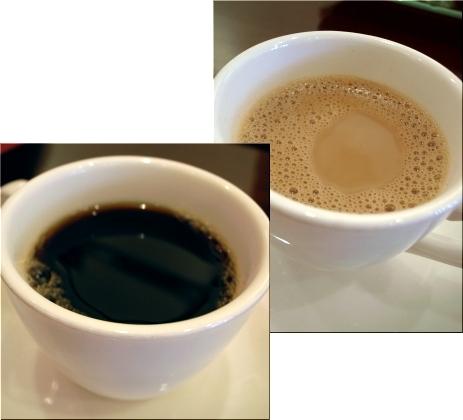 ケララの風 コーヒー