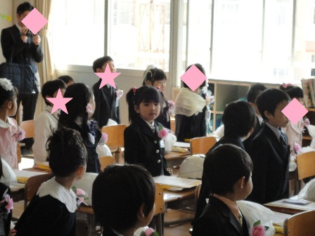 入学式 2011 (1)