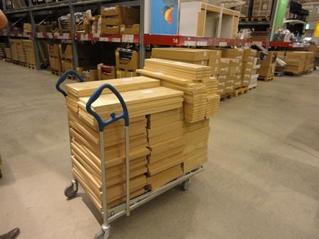 IKEA ベストーを買いに!6