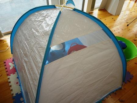 コピー ~ IKEA テント6