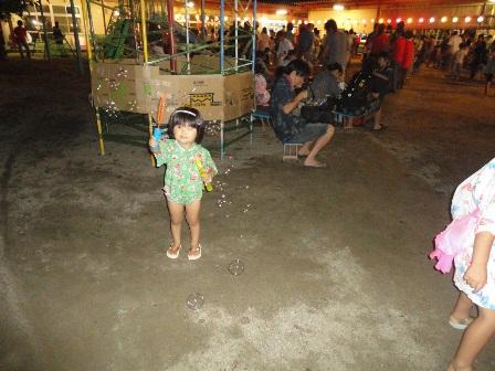 夕涼み会20119