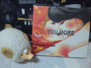 YOU MORE チャットモンチー