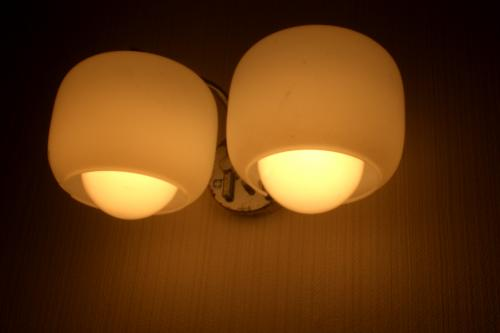 新しい照明1