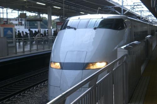 東海道新幹線3