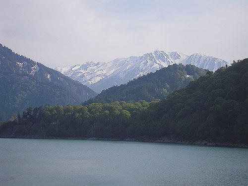 アルペンの山々②