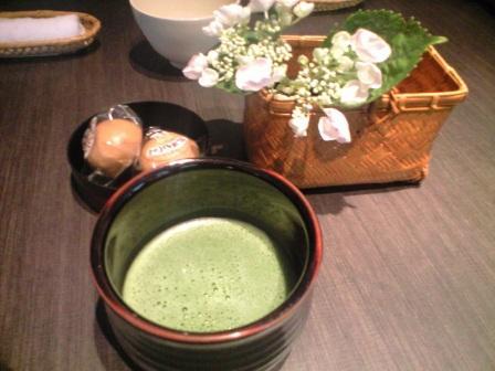 滝乃家お茶