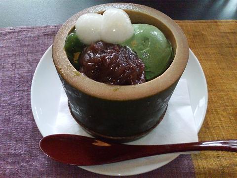 生茶ゼリィ(抹茶)