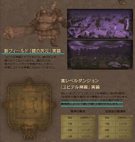 鏡の次元とユピテル神殿